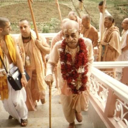 Being Prabhupada-anugas