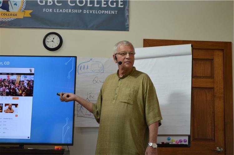 Gopal Bhatta Das teaches Eight Steps for Leading Change