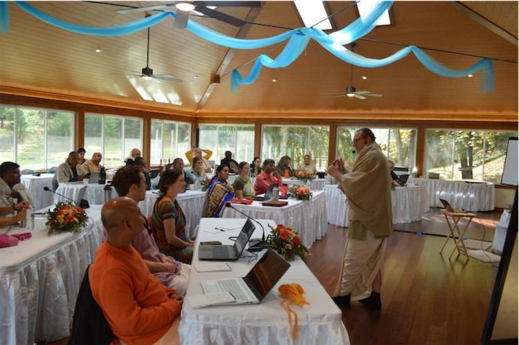 Kaunteya Das teaches Strategic Planning